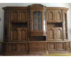 Mobilă sufragerie lemn masiv