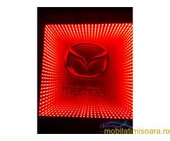 Masă 3D logo Mazda, măsuță living.